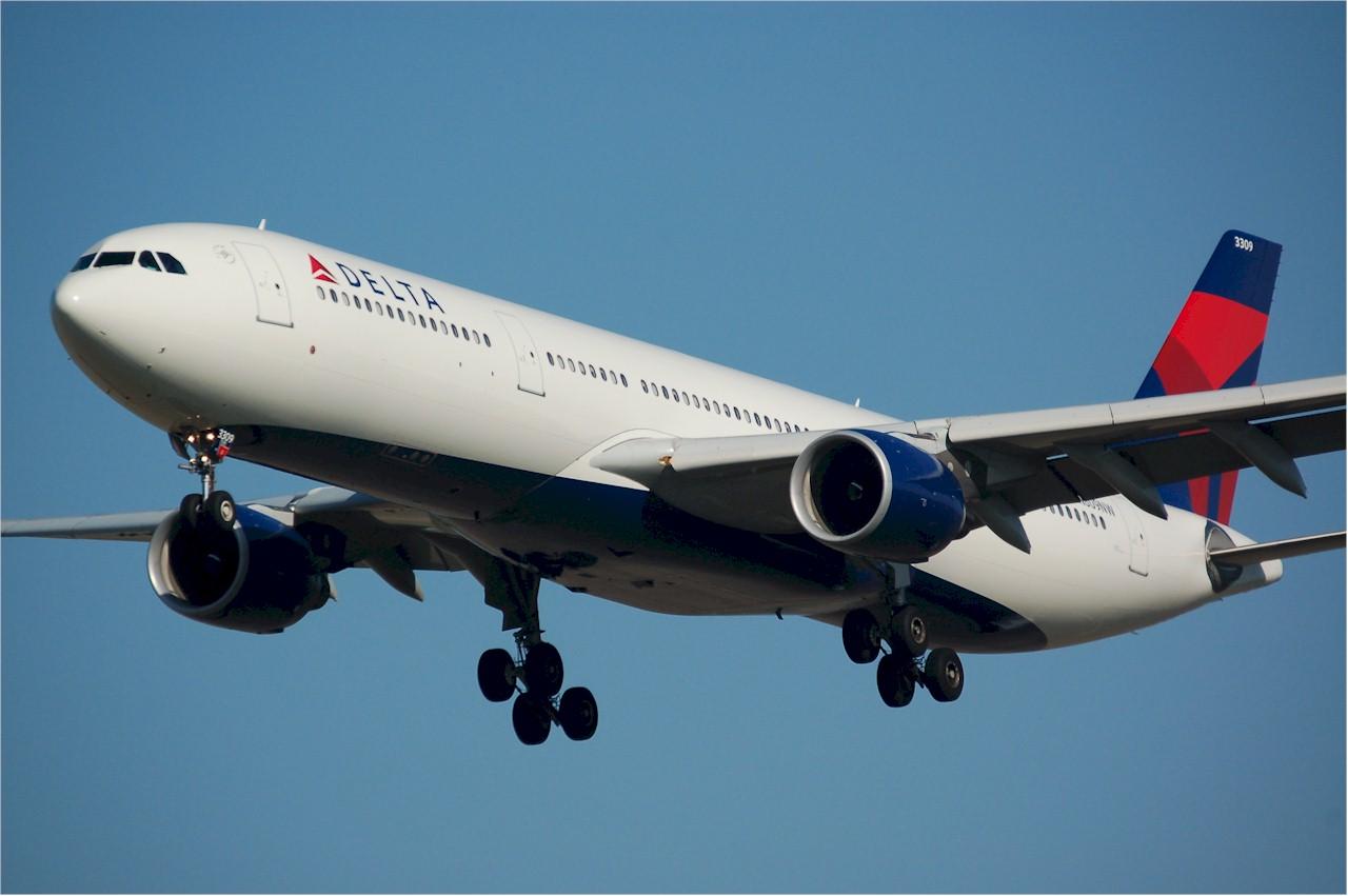 Delta-A330