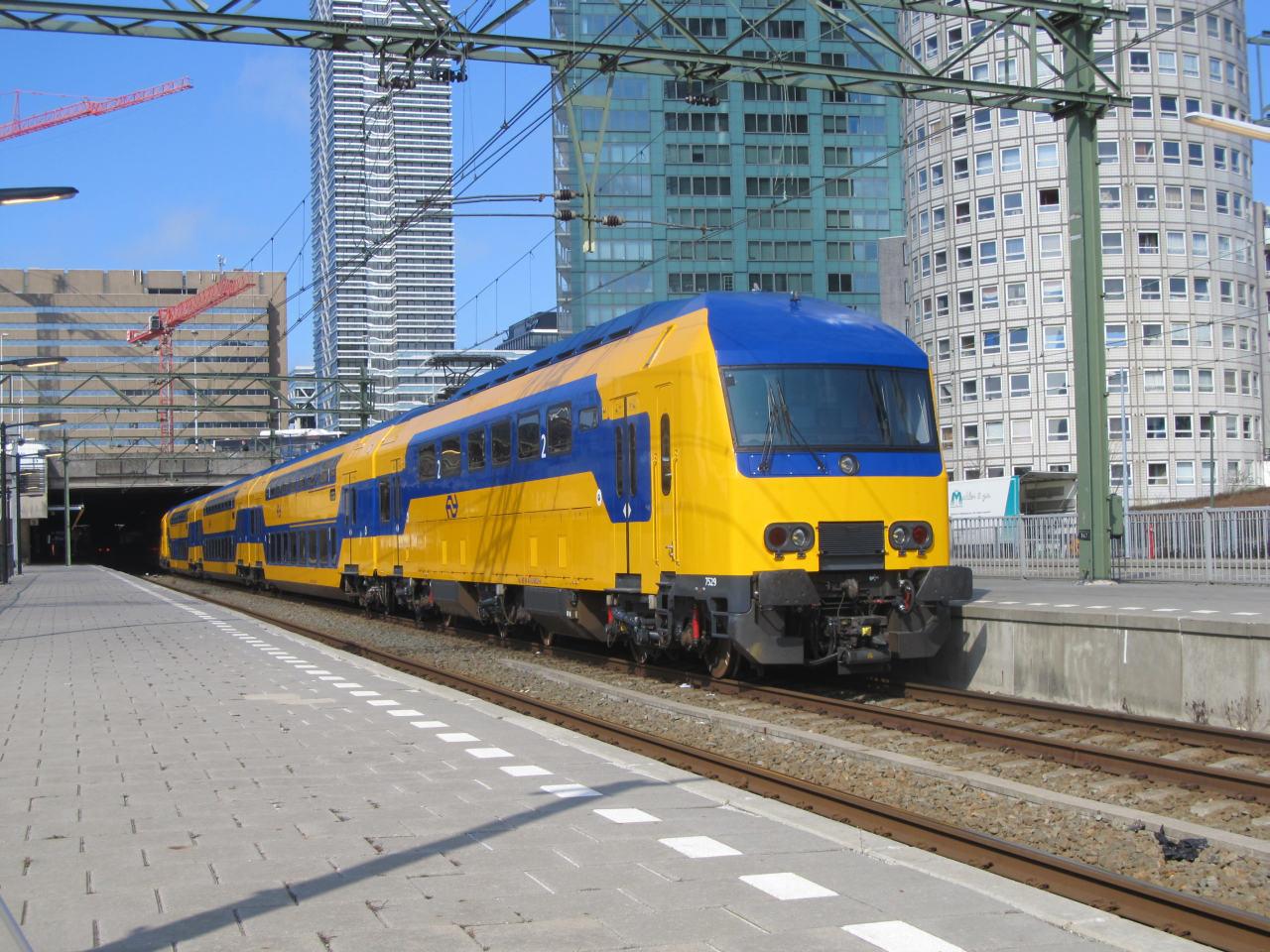 Holland-Intercity-Den-Haag
