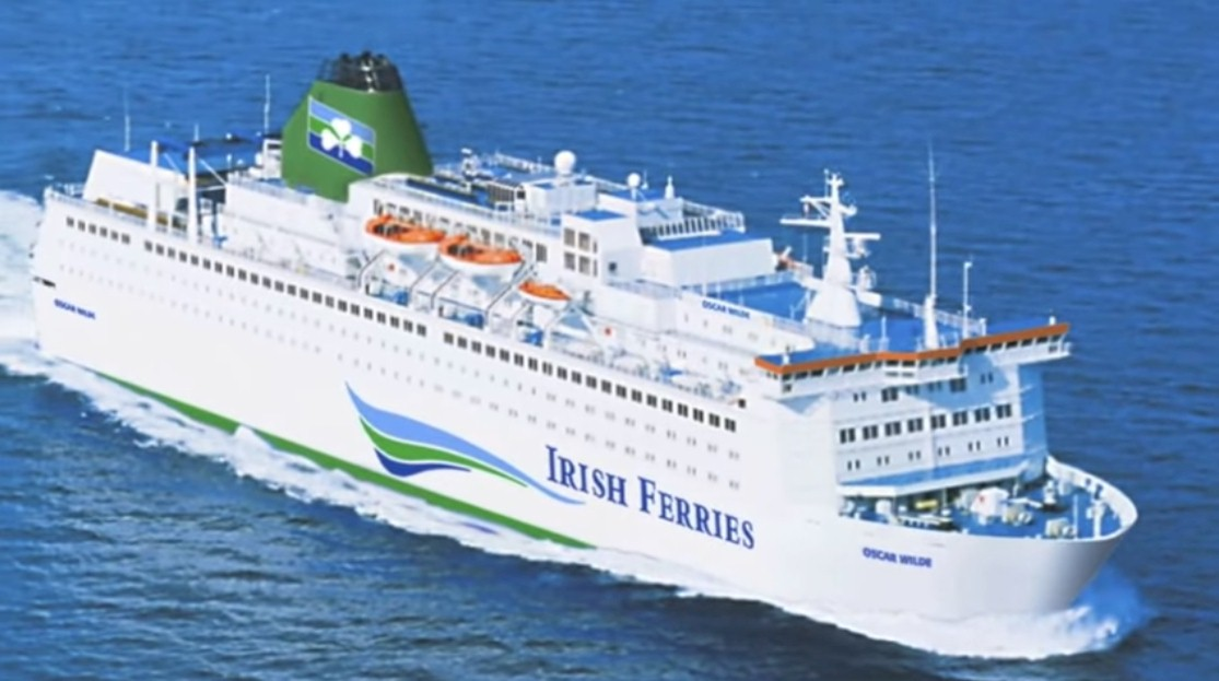Irish-Ferries-Oscar-Wilde