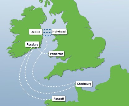 Irish-Ferries-Routes