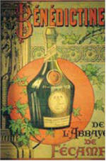 Another liqueur of the region is Bénédictine