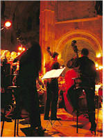 Baroque concerts vibrate in Burgundy
