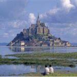 Mont St Michel, a UNESCO World Heritage site