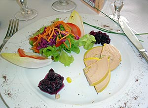 Foie gras from the SW of France