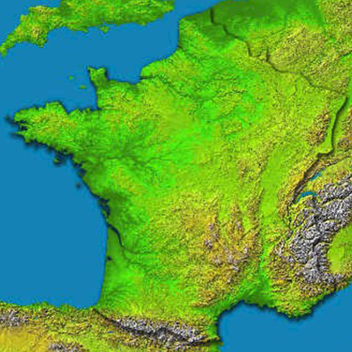 Map Of France Facts.France Statistics Prepare Your Adventure To France With Some Facts