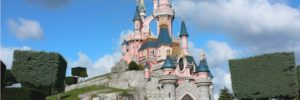 Disneyland Paris with the enchanting Sleeping-Beauty Castle