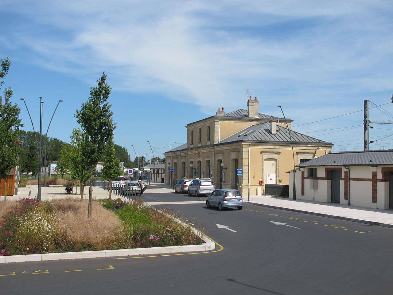 Bayeux-train-station