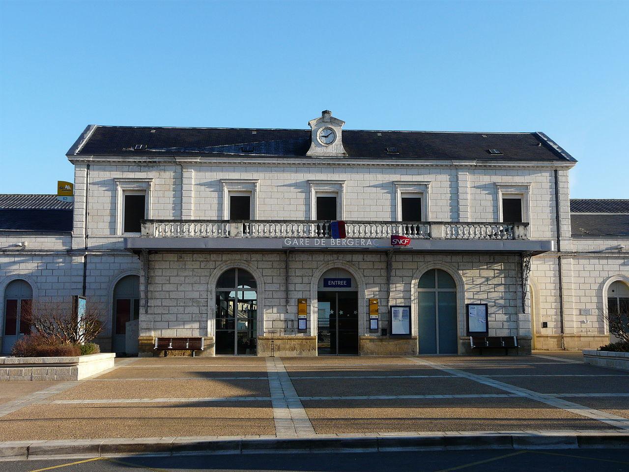 Bergerac-train-station