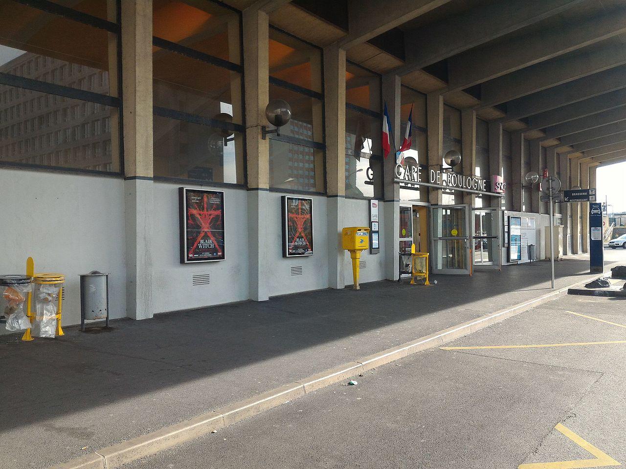 Boulogne-Ville-train-station