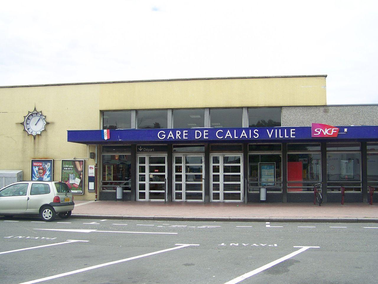 Calais-Ville-train-station