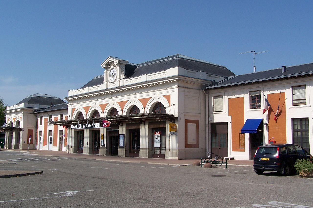 Marmande-train-station