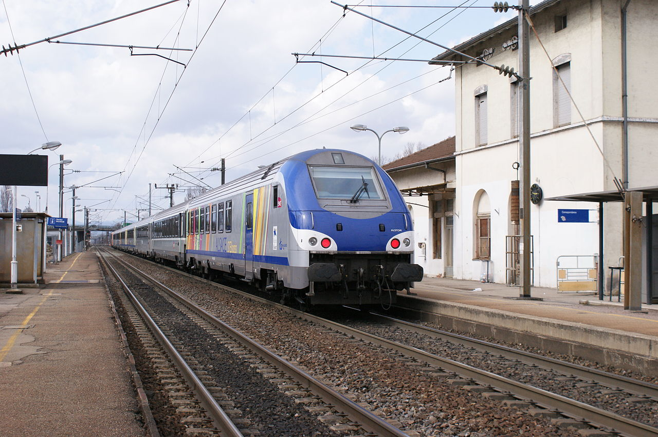 Mulhouse-Dornach-train-station