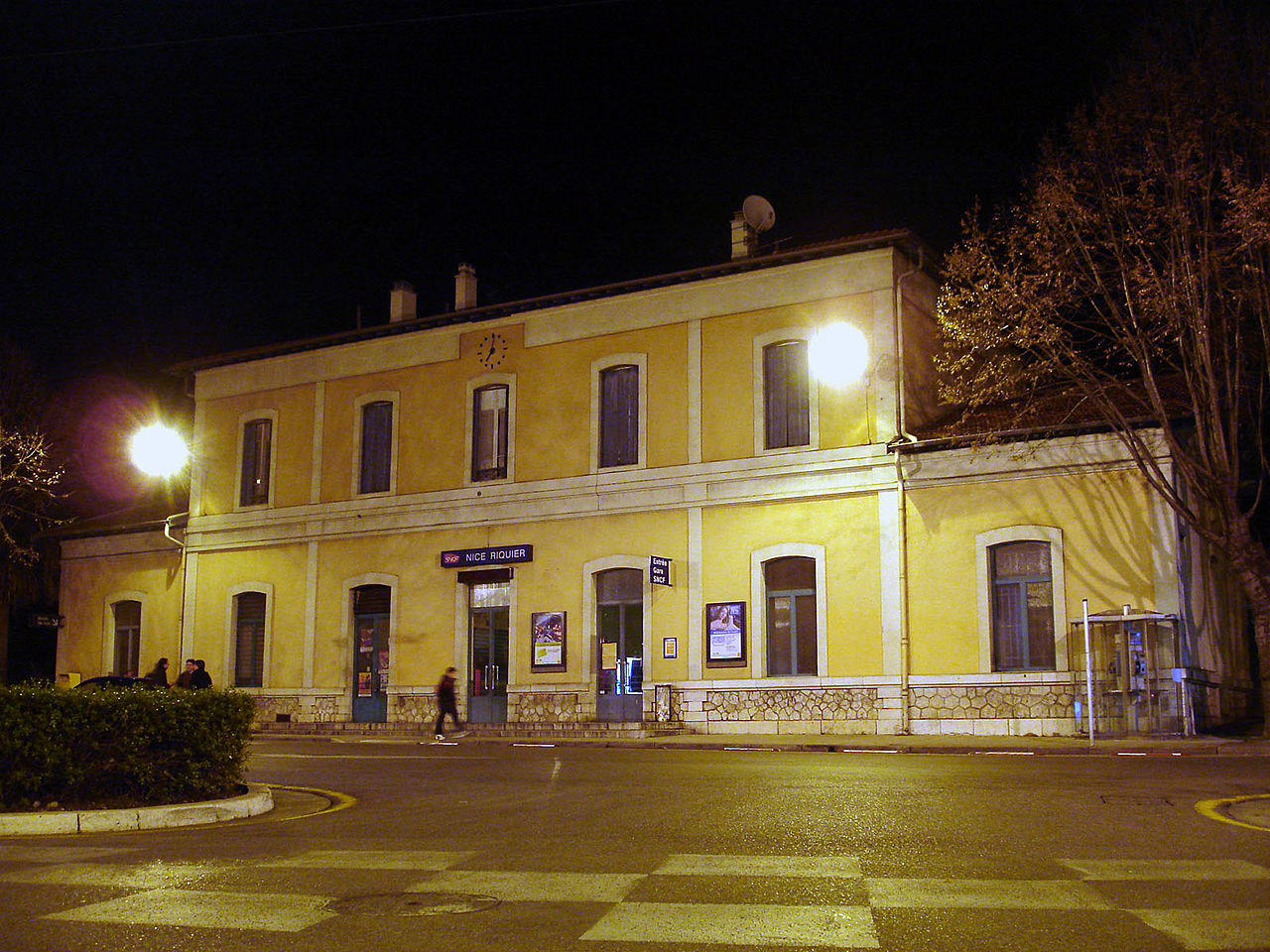 Nice-Riquier-train-station