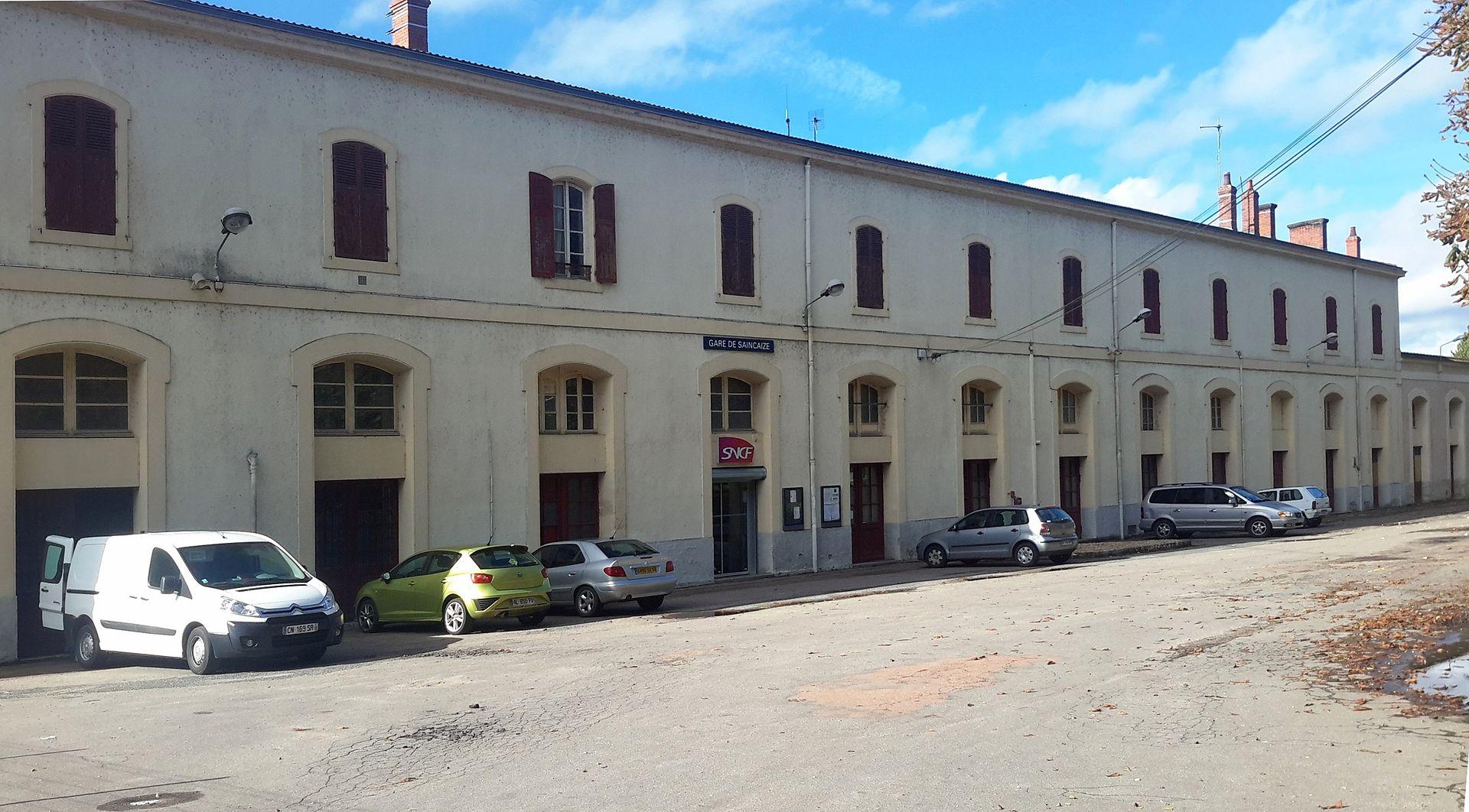 Saincaize-Meauce-train-station