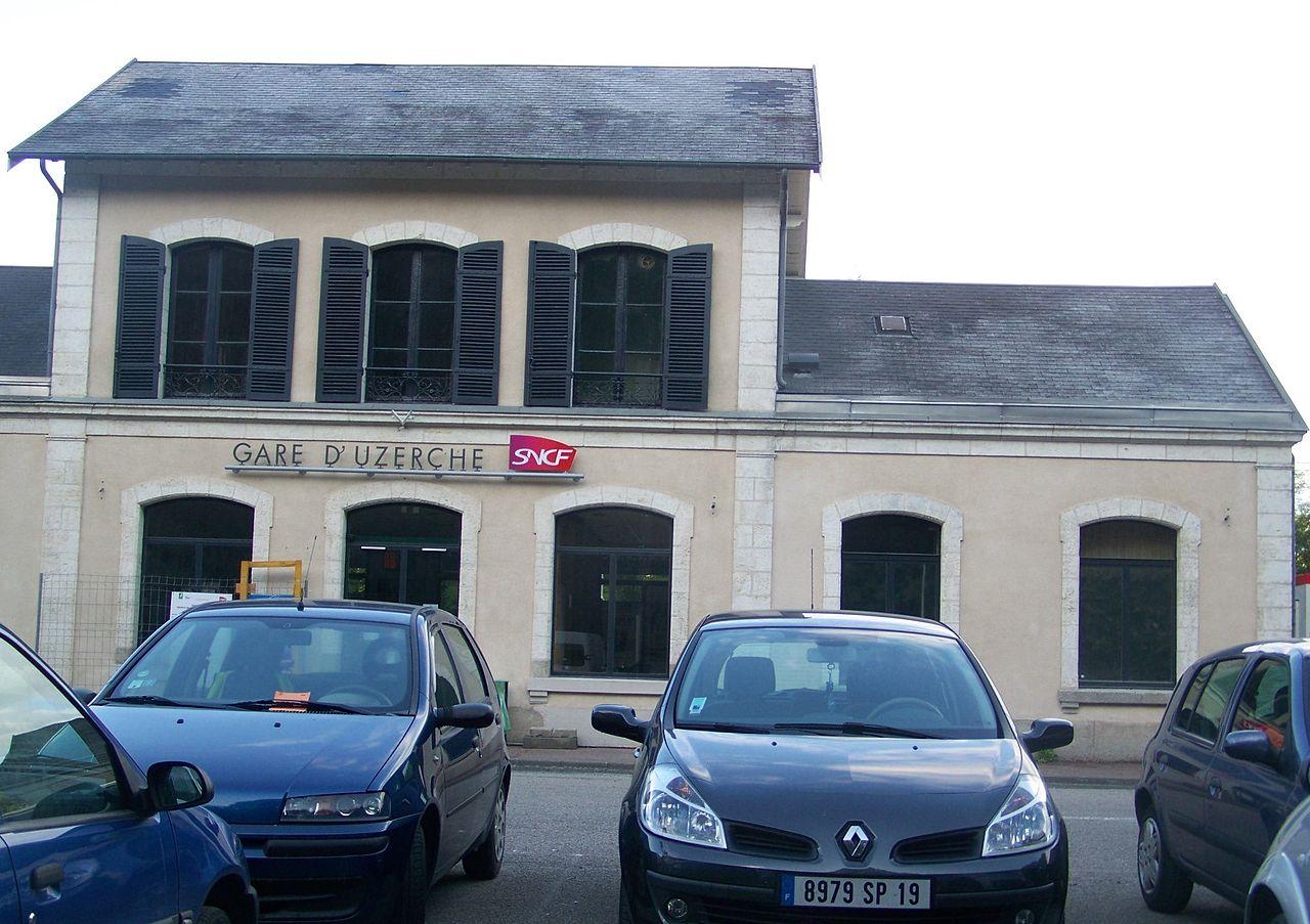 Uzerche-train-station