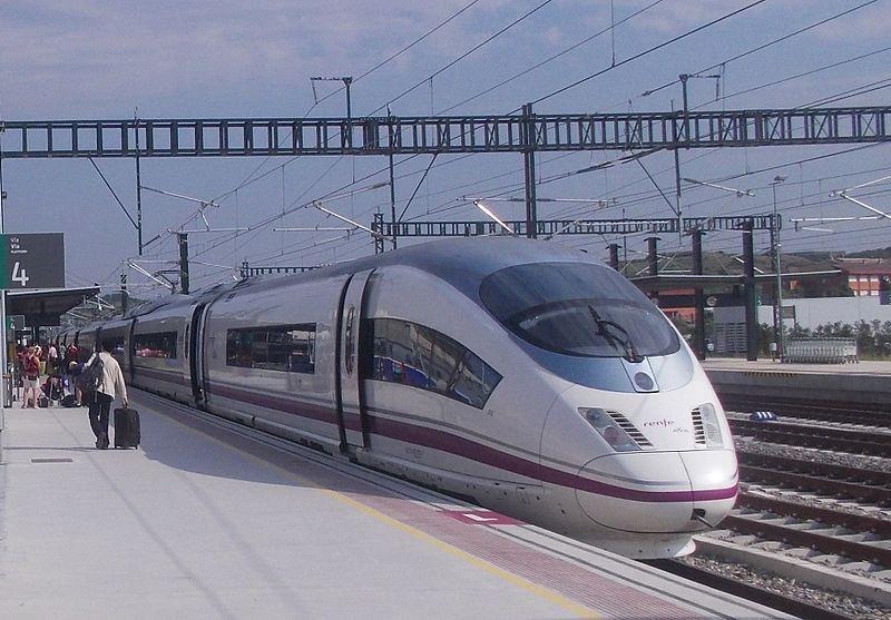 TGV – France-Spain - BonjourLaFrance - Helpful Planning