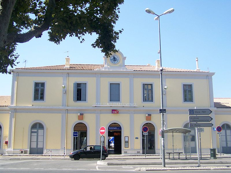 Aix-en-Provence-train-station