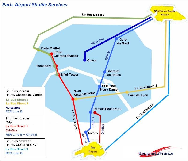 Map Of France Showing Lyon.Paris Gare De Lyon Train Station Bonjourlafrance Helpful
