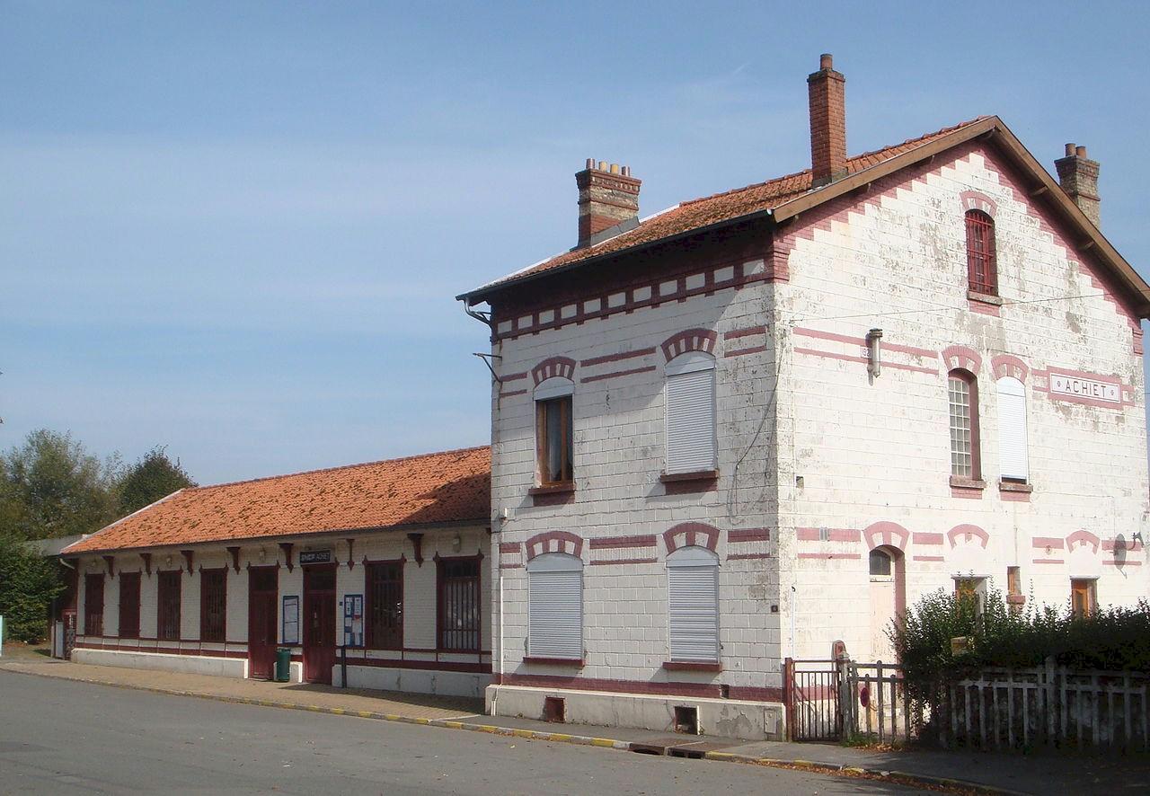 gare-d-achiet-train-station