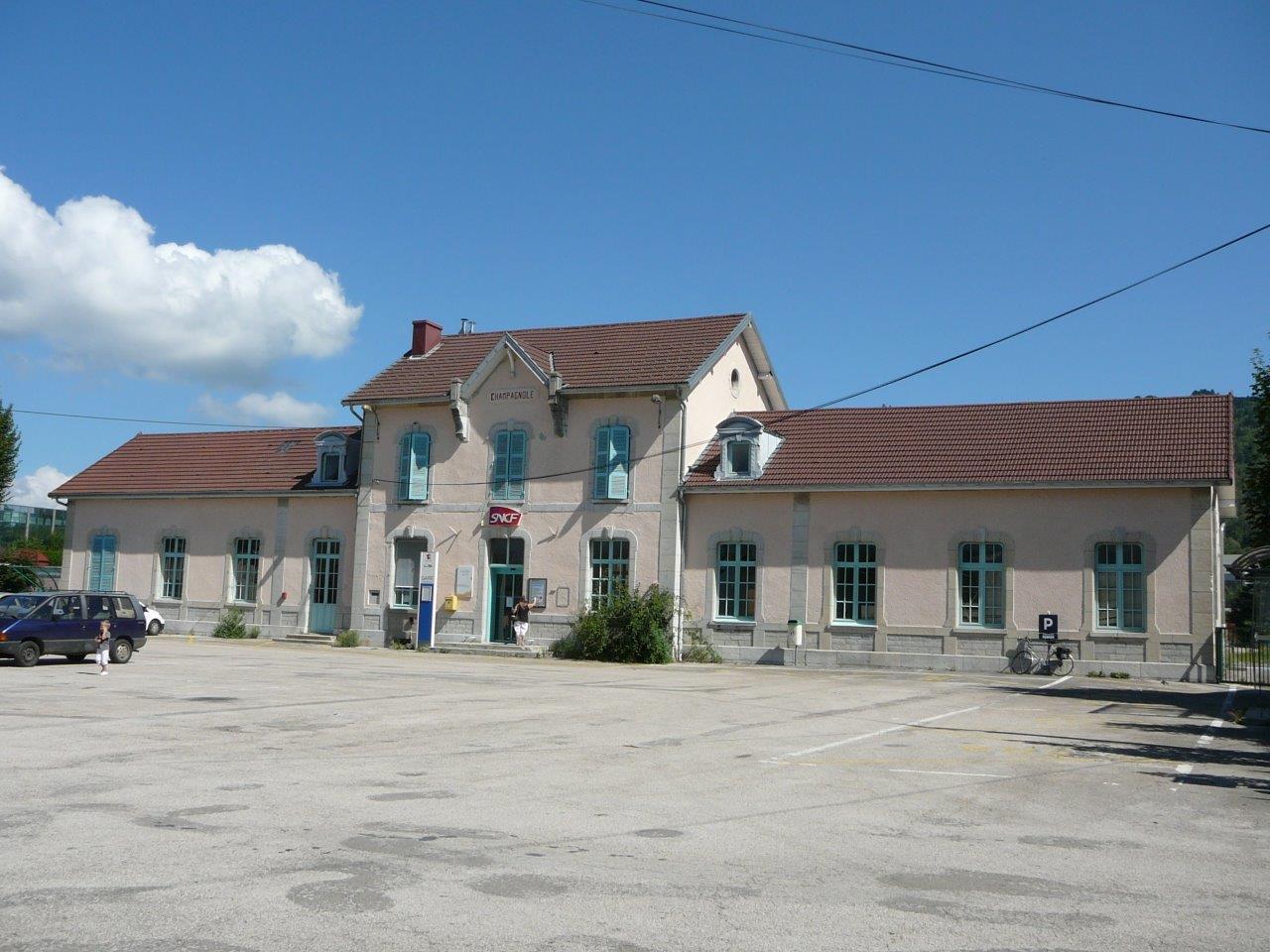 gare-de-champagnole-train-station