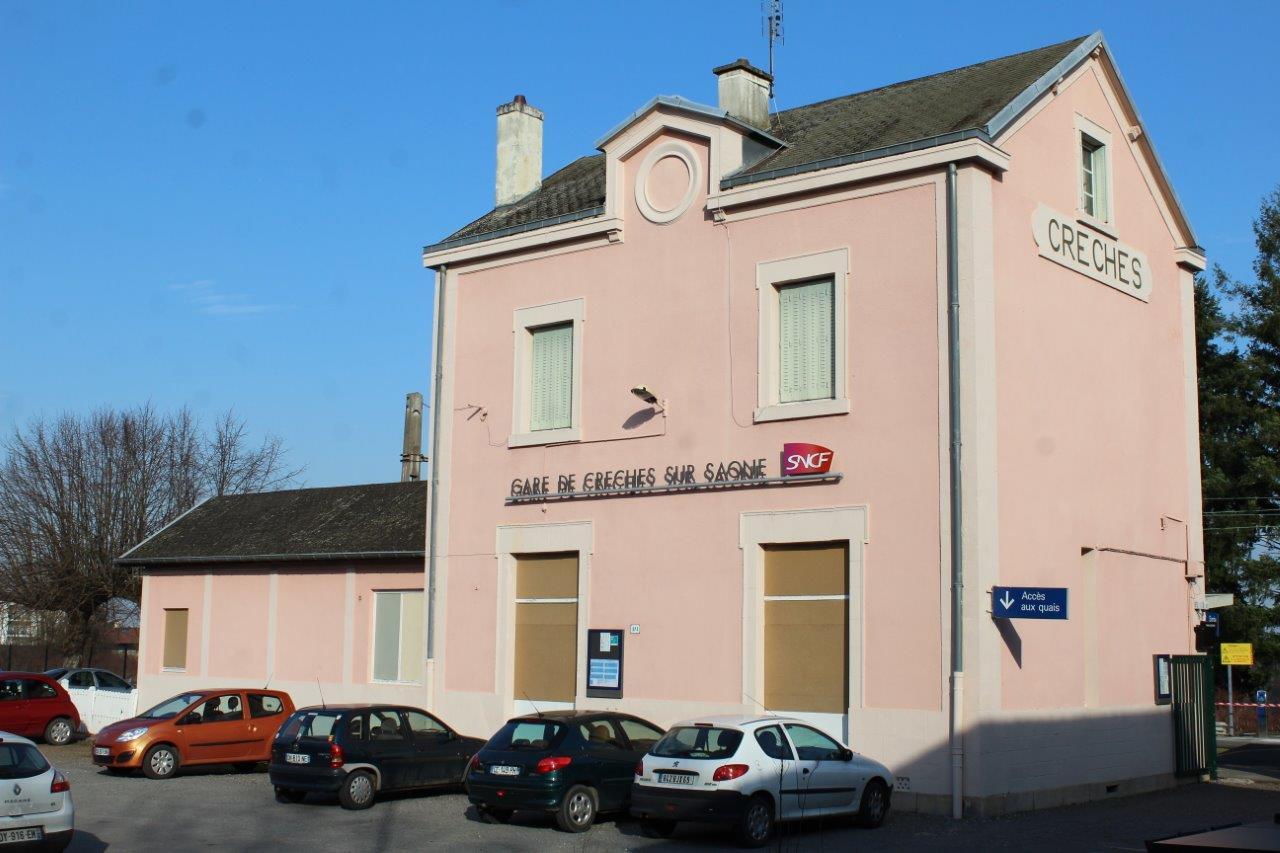 gare-de-creches-sur-saone-train-station