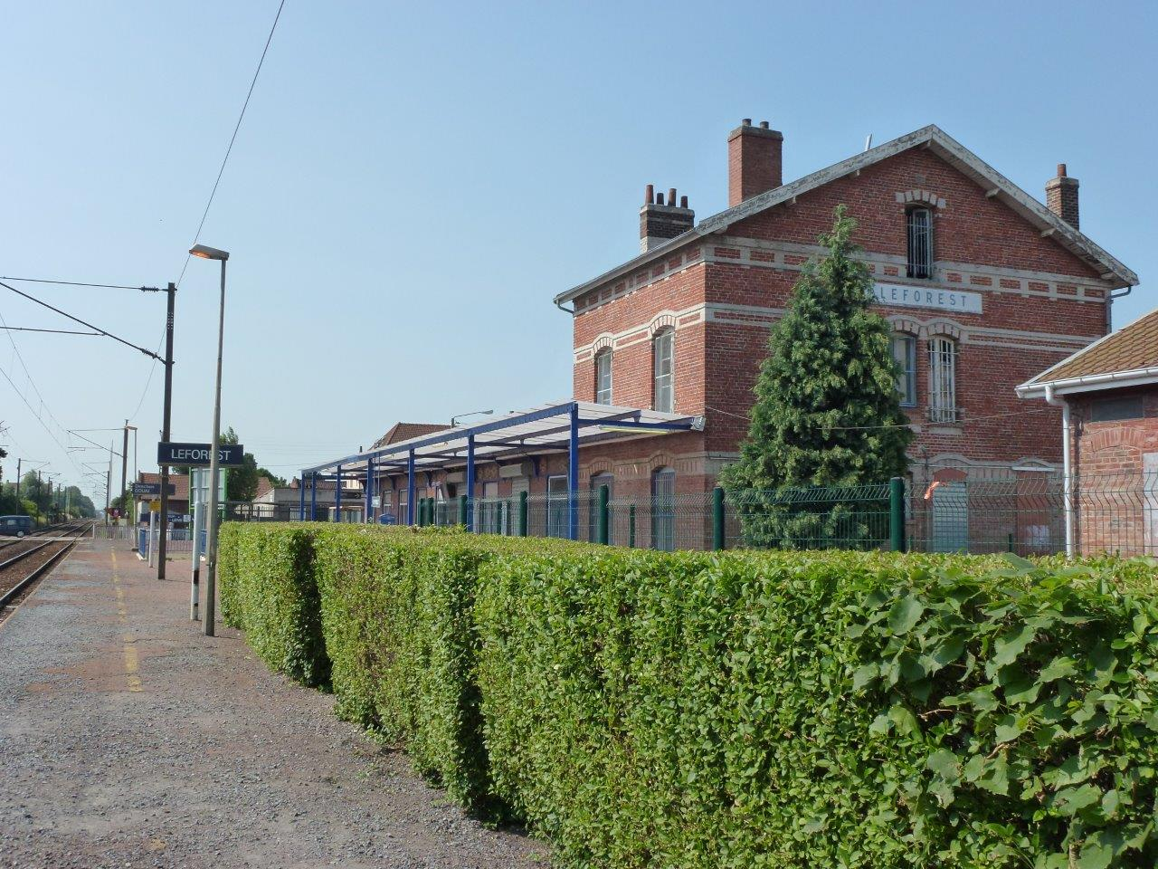 gare-de-leforest-train-station