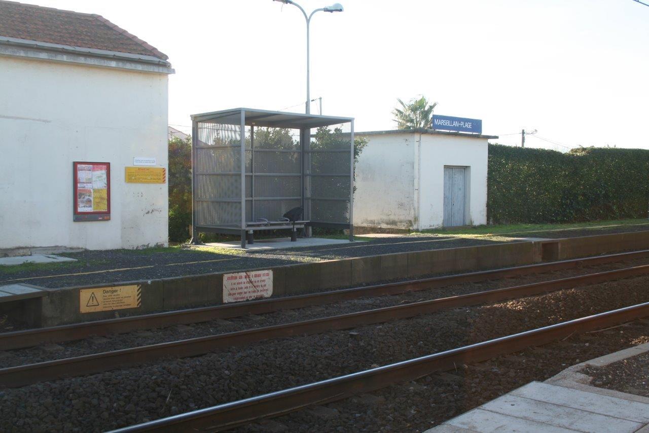 gare-de-marseillan-plage-train-station