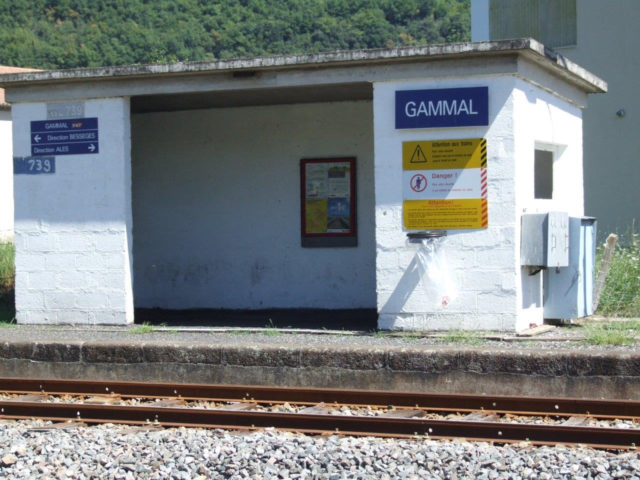 gare-de-gammal-train-station
