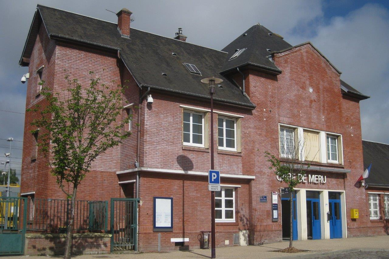 gare-de-meru-train-station