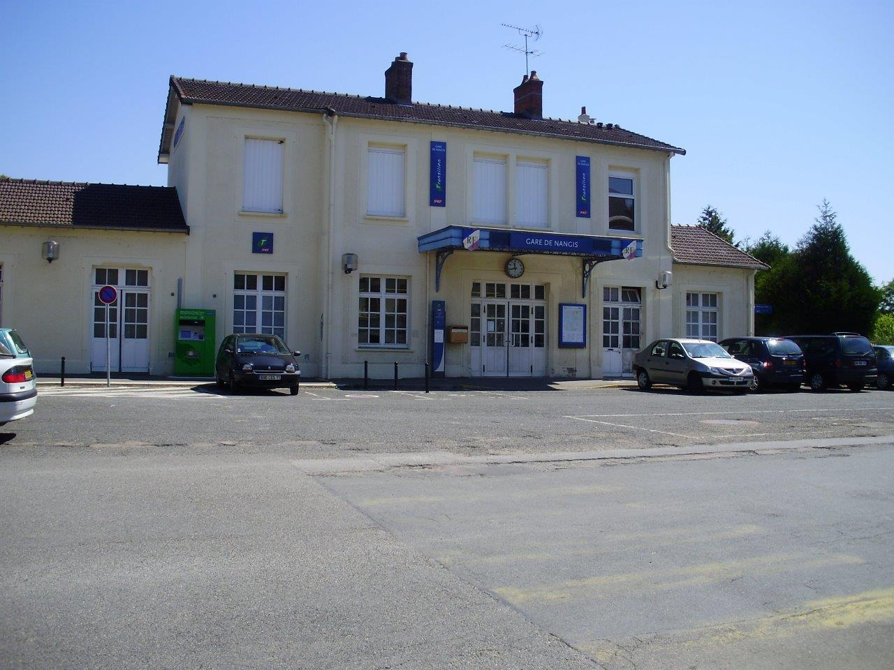 gare-de-nangis-train-station