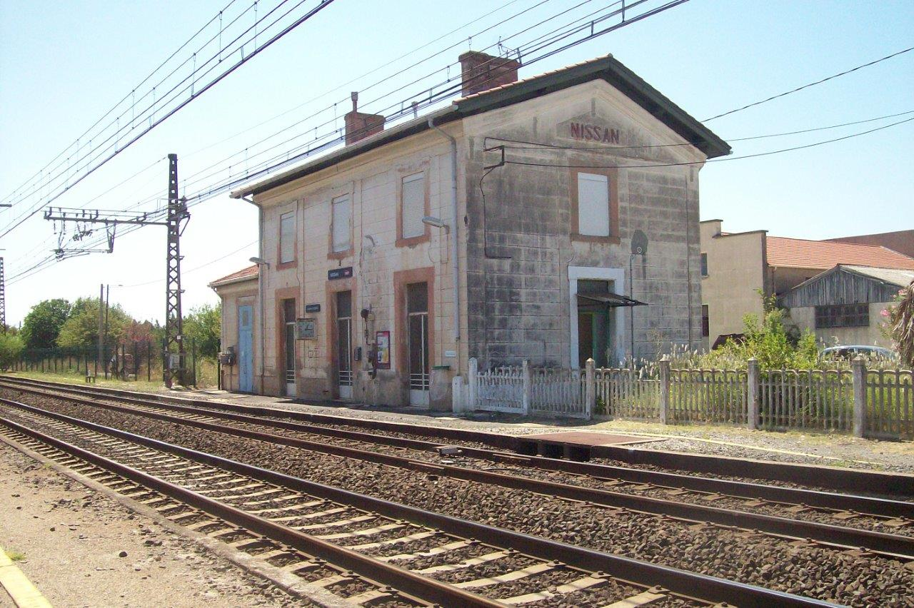 gare-de-nissan-train-station