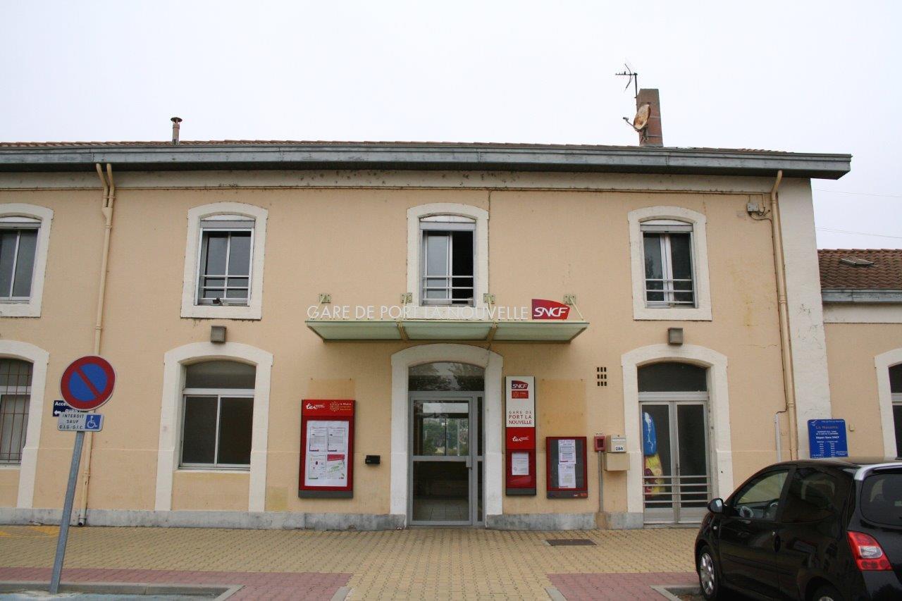 gare-de-port-la-nouvelle-train-station