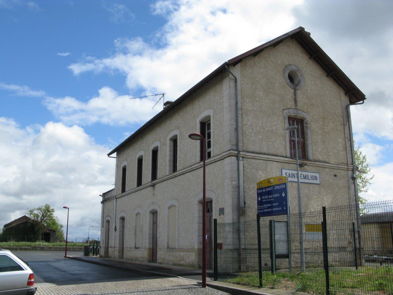 gare-de-saint-emilion-train-station