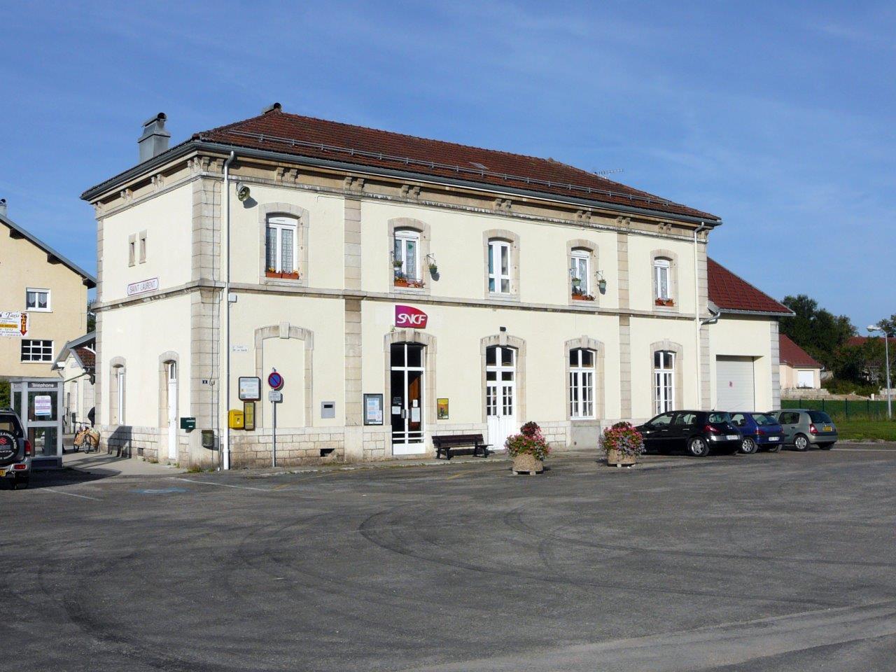 gare-de-saint-laurent-en-grandvaux-train-station