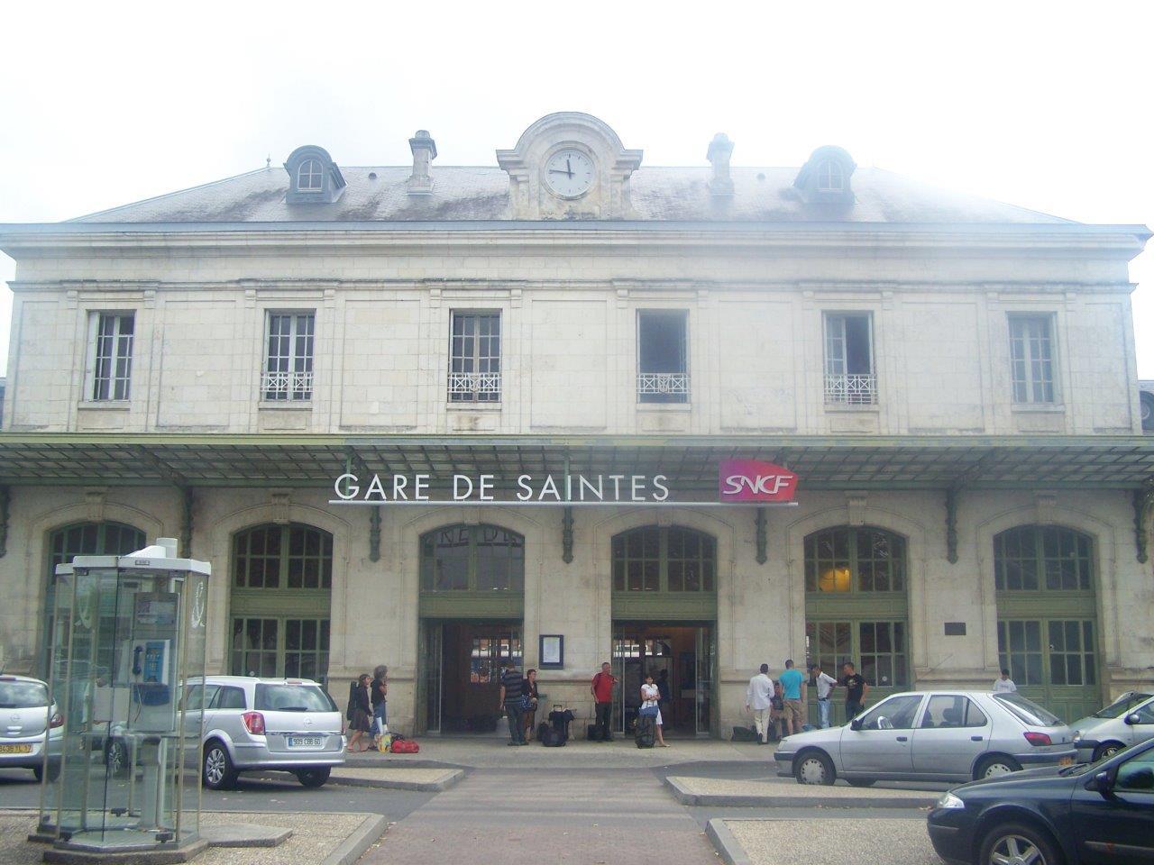 gare-de-saintes-train-station
