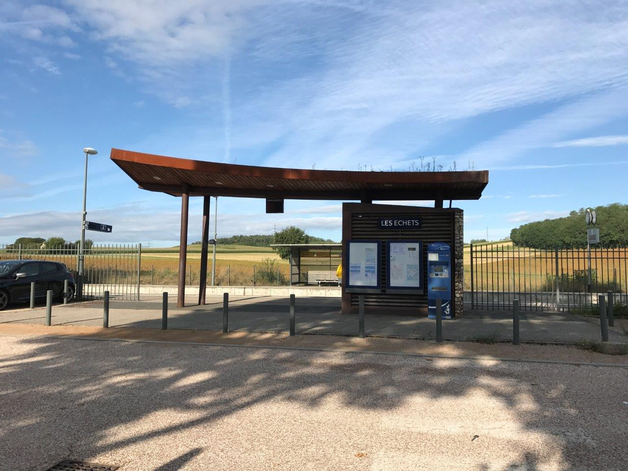 gare-des-echets-train-station