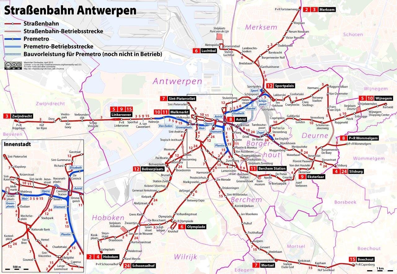 antwerp-pre-metro-tram-network