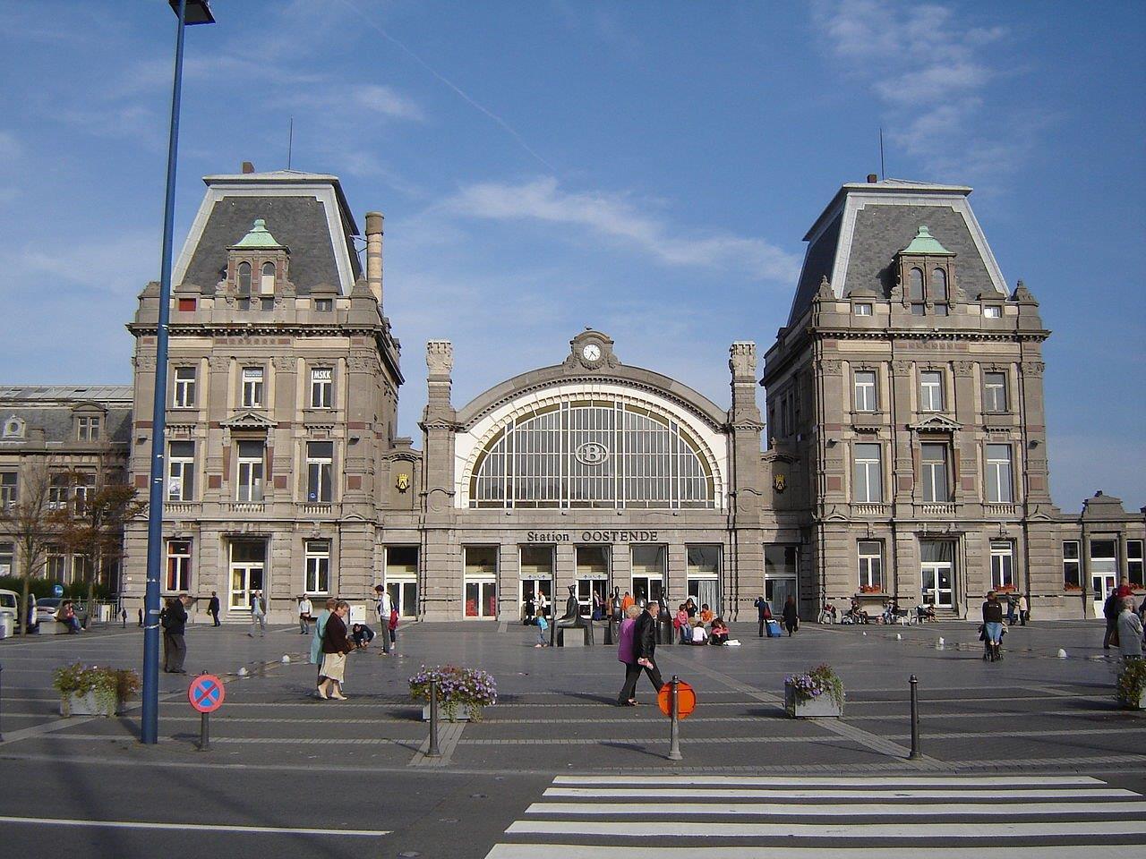 ostend-train-station